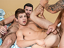Johnny Rapid Groupsex