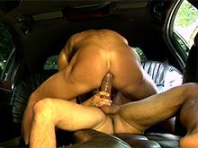 Helping his gay boss