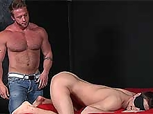 Aaron Bruiser gets to fuck Johnny Rapid
